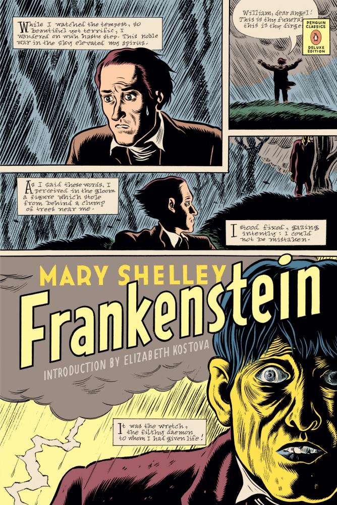 Frankenstein by Mary Shelley PDF EPUB KINDLE FREE DOWNLOAD