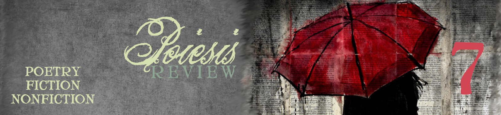 Poiesis Review 7 header banner
