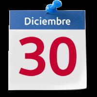 December 30 - Rizal Day