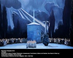 Wagner: Lohengrin - Bayreuther Festspiele (Photo Enrico Nawrath)