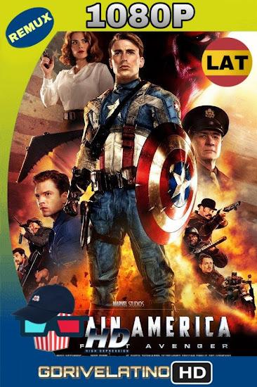 Capitán América: El Primer Vengador (2011) BDRemux 1080p Latino-Ingles MKV