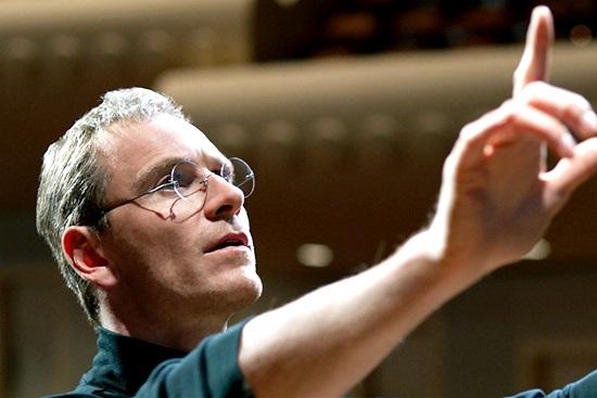 Steve Jobs 2015 - Michael Fassbender
