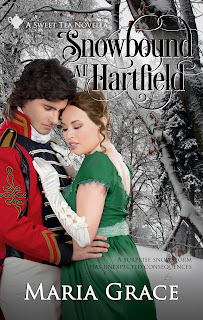 Snowbound at Hartfield by Maria Grace