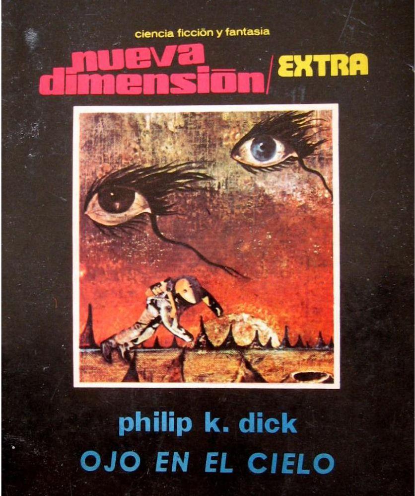 Dick Philip K - Ojo en El Cielo - scribdcom
