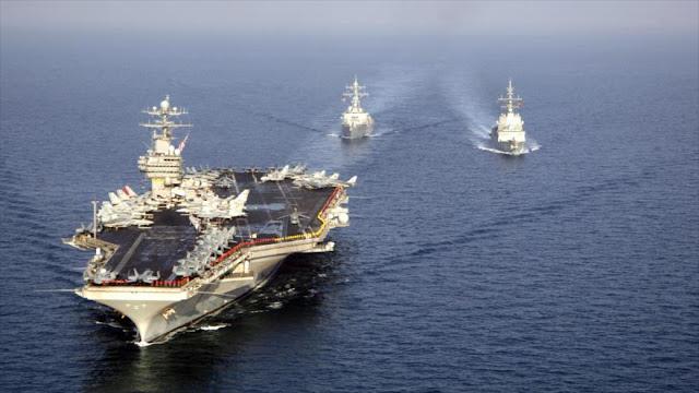 Obsoleto submarino francés puede hundir portaaviones de EEUU
