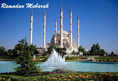 Ramadan Mubarak To The Muslims: Ramadan mubarak