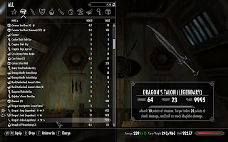 Skyrim Mod: SkyUI (Improved User Interface)