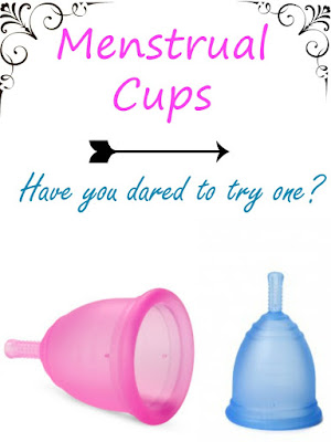 Menstrual Cups - Have you dared to try one? Tips and thoughts on making the switch from a real mom