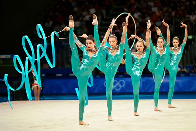 All Super Stars Rhythmic Gymnastics Ribbon Nice Pics And
