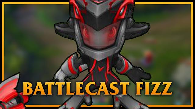Mod Skin Fizz Battlecast