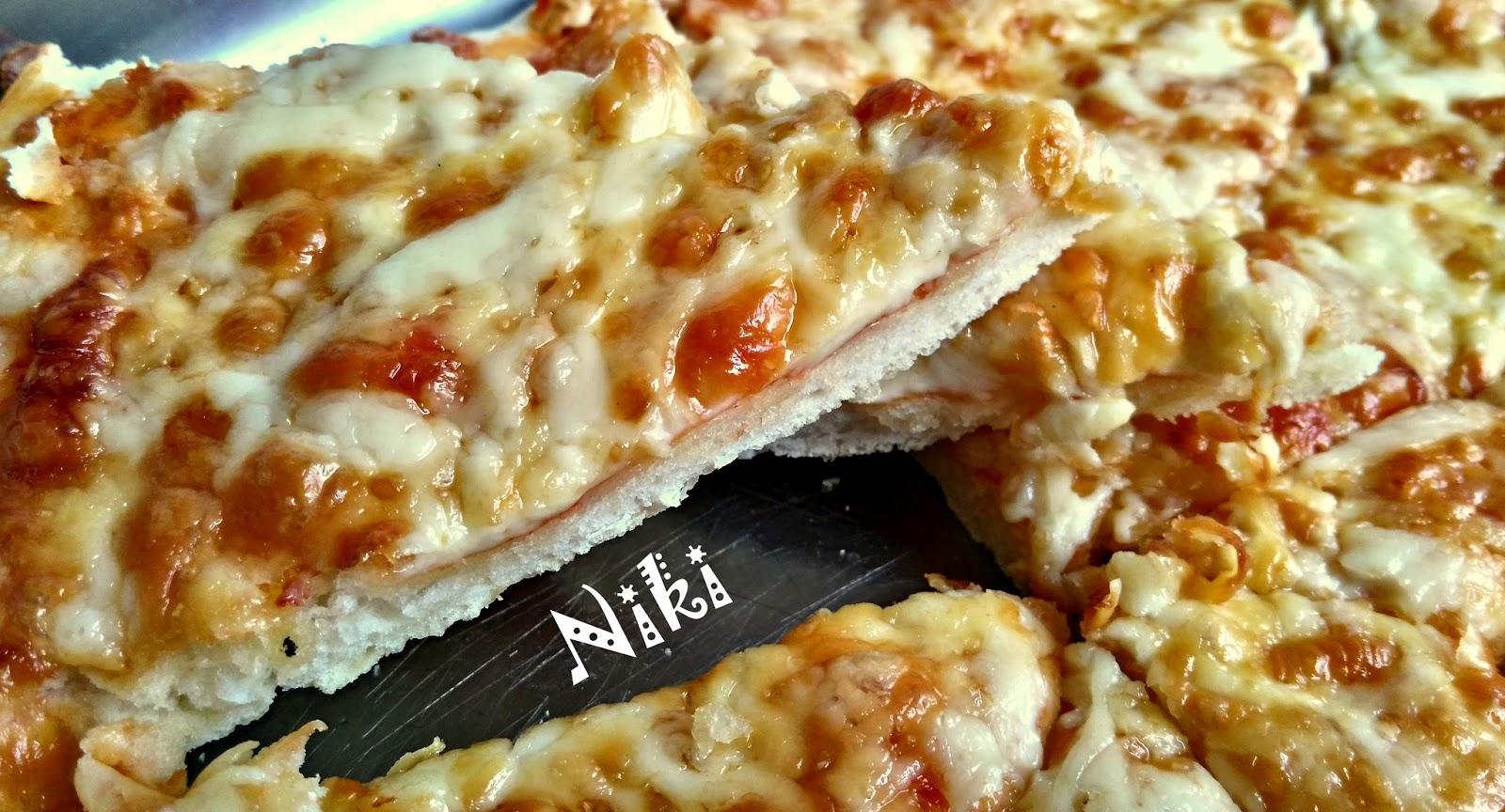 Пиците на Ники - тесто за пица в хлебопекарна