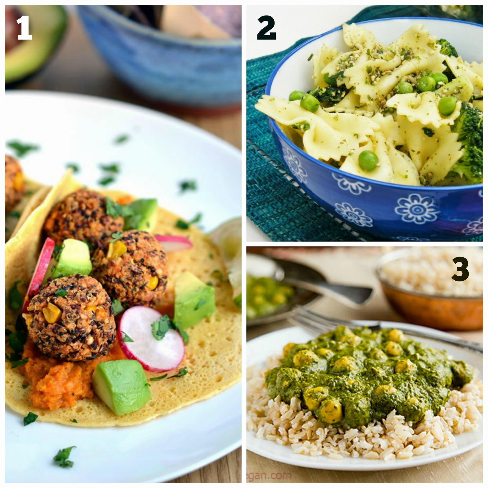 21 Quick Vegan Meals For Midweek Dinners