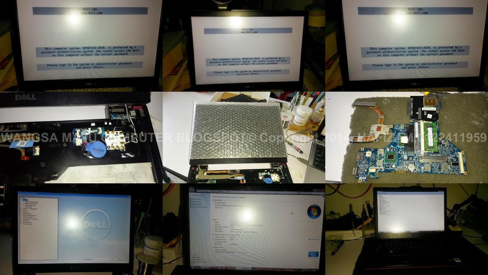 Unlock bios password dell latitude e4300 | BIOS Master Password