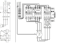 Star Delta Wiring Diagram In
