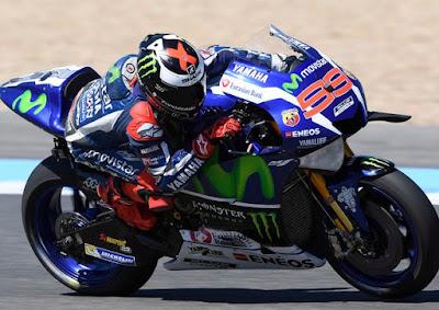 Marquez: Lorenzo Jauh Lebih Cepat dari Rossi