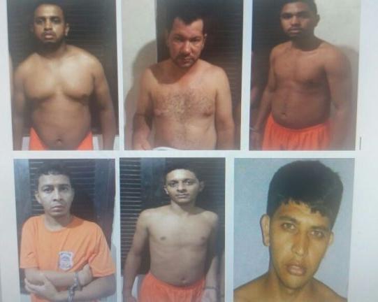 Quadrilha de assaltantes de bancos é presa no interior do Maranhão