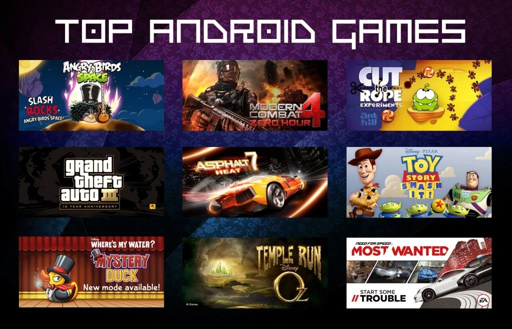 Android apk mods
