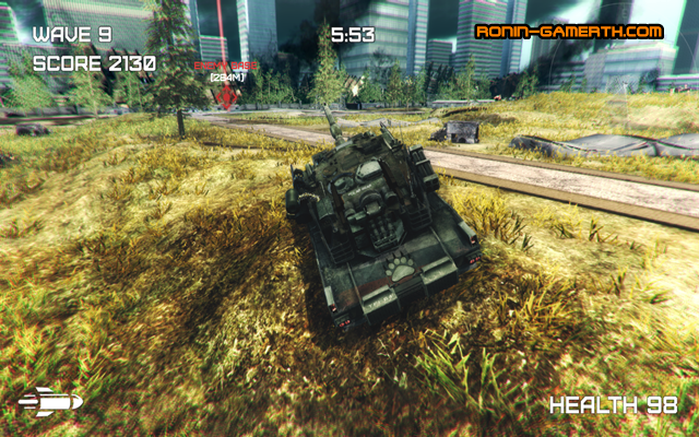gearguns tank offensive