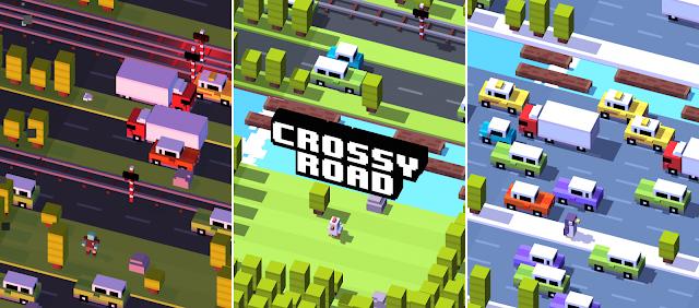 Crossy Road v1.9.4 Apk Mod [Dinero / Desbloqueado]