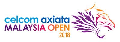 Jadwal Celcom Axiata Malaysia Open 2018
