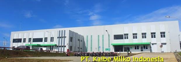 Lowongan Kerja PT. Kalbe Milko Indonesia