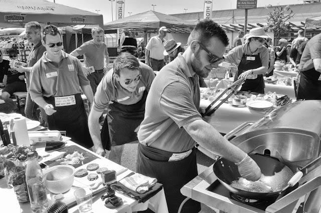 Grillmeisterschaft in Gensingen