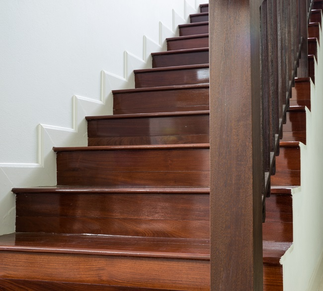 Attractive Wooden Staircase Designs