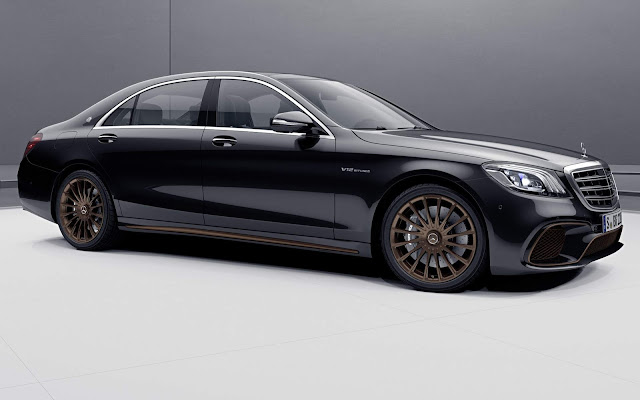 Mercedes AMG S 65 Final Edition