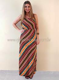 modelo de vestidos estampado para o dia a dia