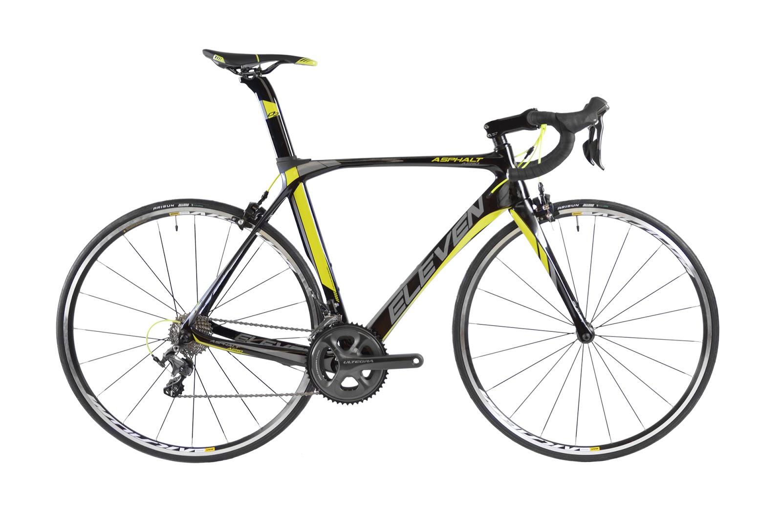 New Asphalt Aero Road Bike From Cycles Eleven