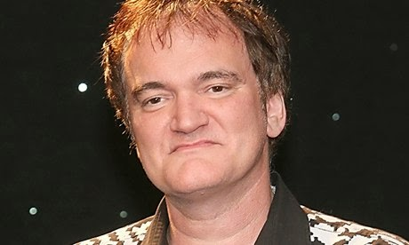 Director Quentin Tarantino publicity still photo