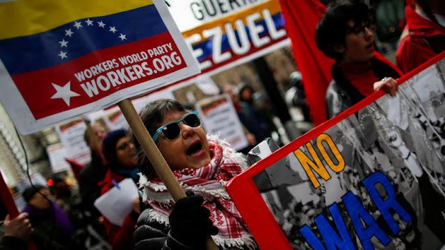 Washington afirma que anunciará más sanciones contra Venezuela