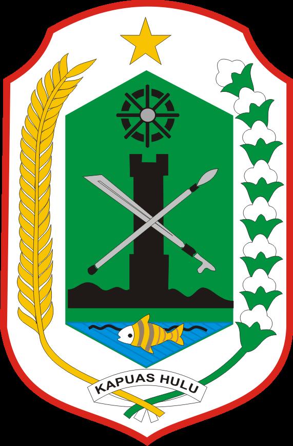 Logo Kabupaten Kapuas Hulu Kumpulan Logo Lambang Indonesia