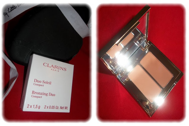 Duo Soleil Teinte 10 Bright Sun - Clarins - My Little Box Mai 2012