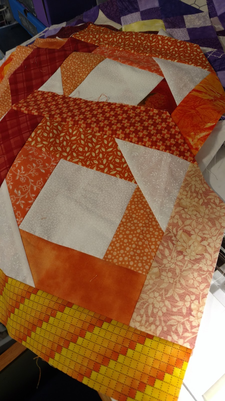 am so tanya have quilt gray says on will thinking richard better to and purple with i be what maybe of this about mock up is orange a quilts would my