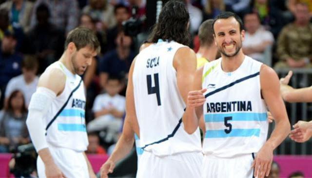 Argentina quiere el Mundial de Baloncesto 2023