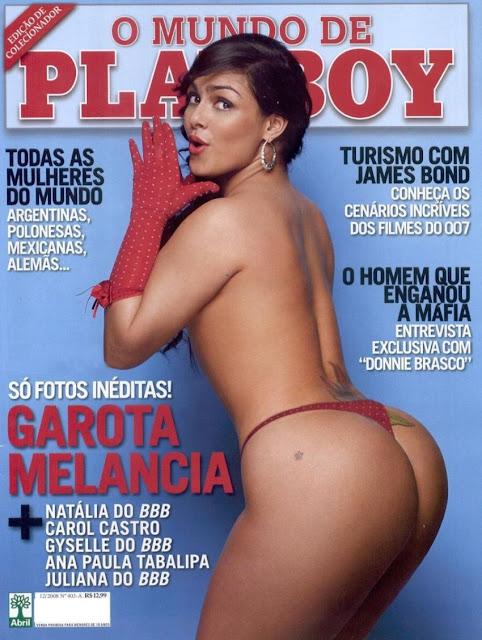 Revista O Mundo da Playboy