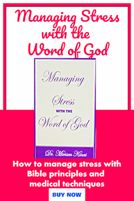 Managing Stress with the Word of God is a Christian book for women from a Christian affiliate program for Christian bloggers.