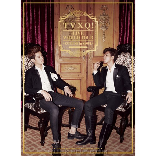 "TVXQ – TVXQ! The 4th World Tour ""Catch Me"" (Live) (ITUNES PLUS AAC M4A)"