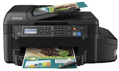 Epson WorkForce ET-4550 EcoTank Review - Free Download Driver
