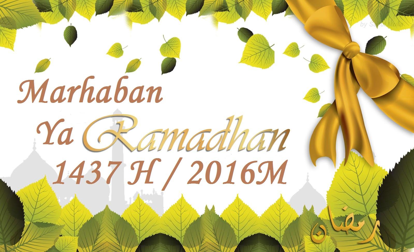 JADWAL IMSAKIYAH RAMADHAN 2016 1437 H SUBRAYON 03 PANDEGLANG