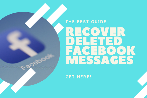 Restore Deleted Facebook Messages<br/>