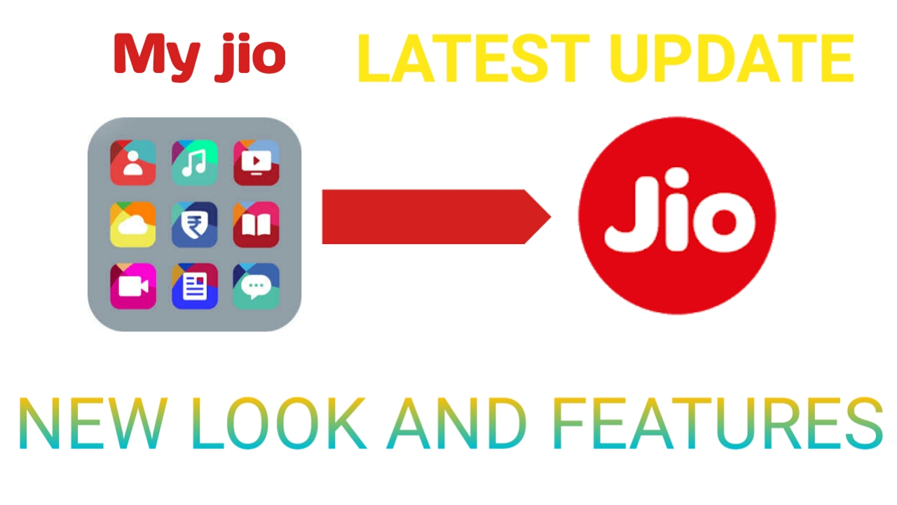 My jio app download new version - TECH in HINDI
