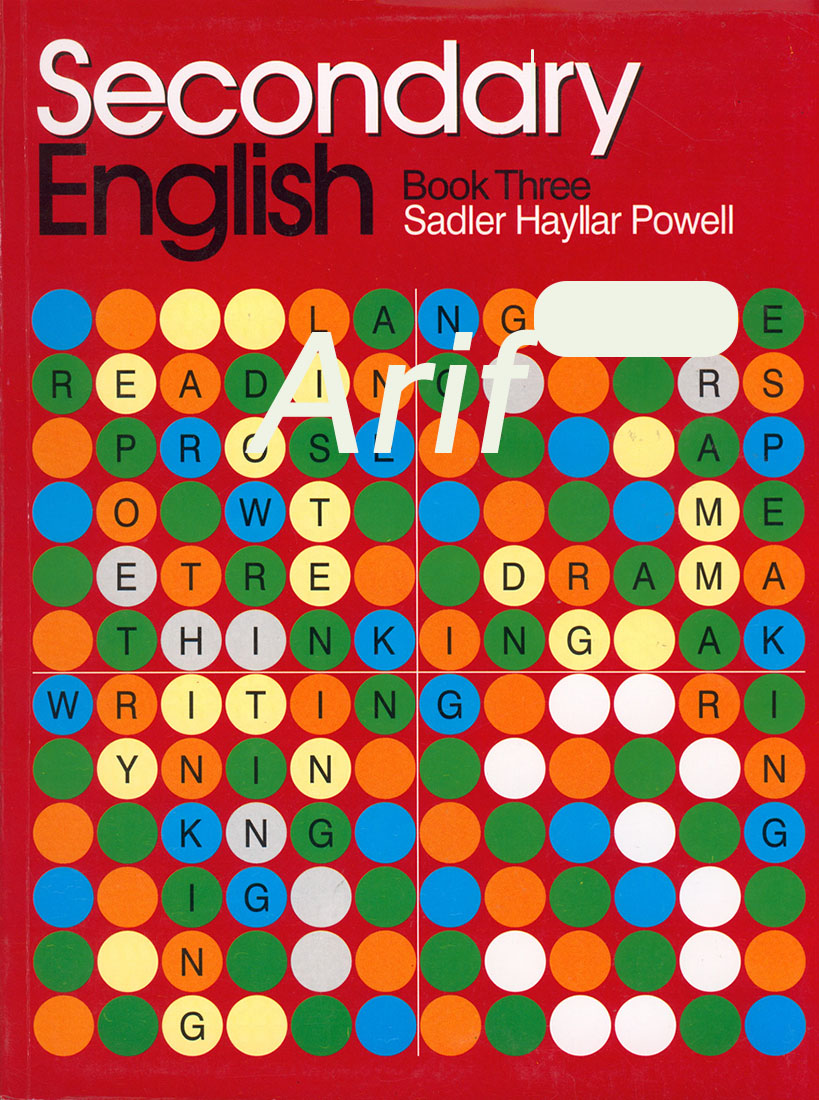 secondary english book 1 sadler hayllar answers pdf