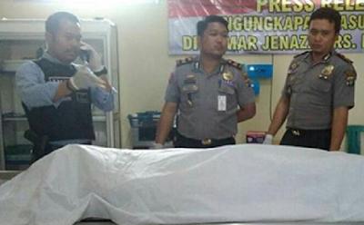 DPO Dua Tahun, Dedengkot Curanmor Berakhir di Kamar Jenazah