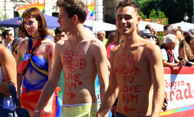 La Corte costituzionale dice sì ai matrimoni gay in Austria