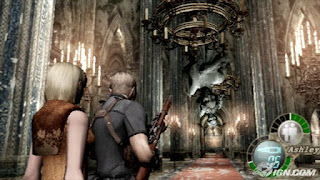 Resident Evil4 PPSSPP CSO Download