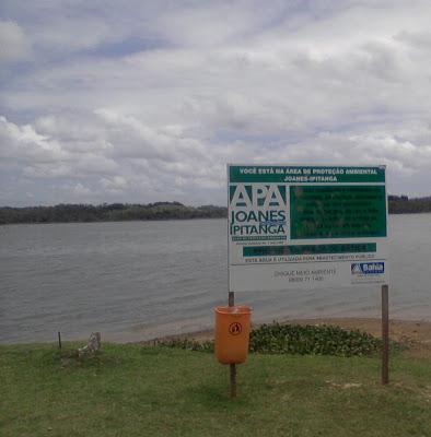 Resultado de imagem para encontro Rio Joanes e Ipitanga