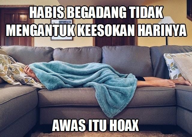 34 Meme Lucu AwasItuHoax