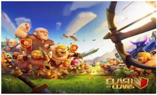 CLASH OF CLANS MOD V8.67.8